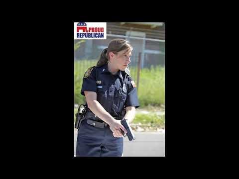 Republican Cop Officer Olson VS Democrat Muslim Thugs. REAL LIFE!