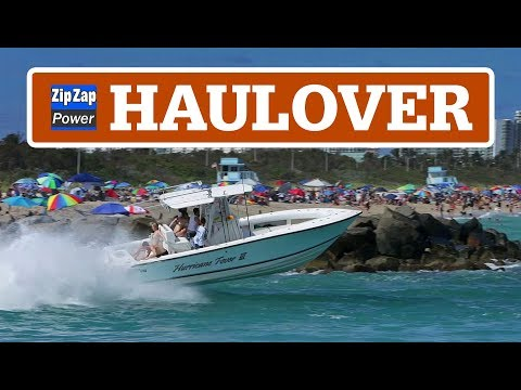 HAULOVER BOATS / HURRICANE FEVER III Wins
