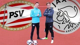 PSV AJAX CHALLENGE VS KOEN WEIJLAND