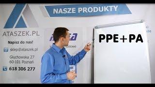 Video: Spoiwo do plastiku PPE+PA 500g