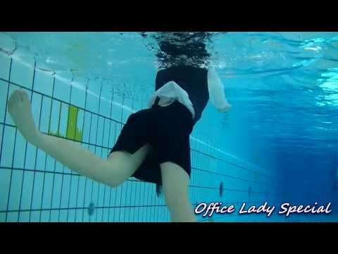 underwater-version-:-first-part-of-'swimming-training-fully-clothed-for-new-female-employee-2'