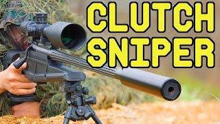 Hill 559 Operation: Frostbite Clutch Sniper (CYMA AK CM047D)