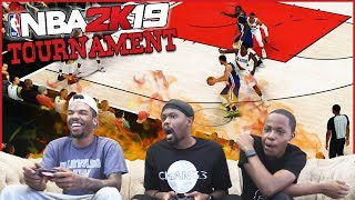 Intense Games High Emotions Andamp Extreme Salt Levels - Nba 2k19 Tournament