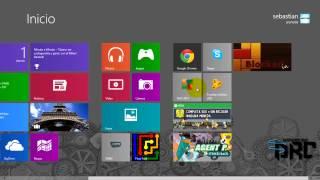 Como añadir Programas al Menu de inicio de Windows 8ᴴᴰ