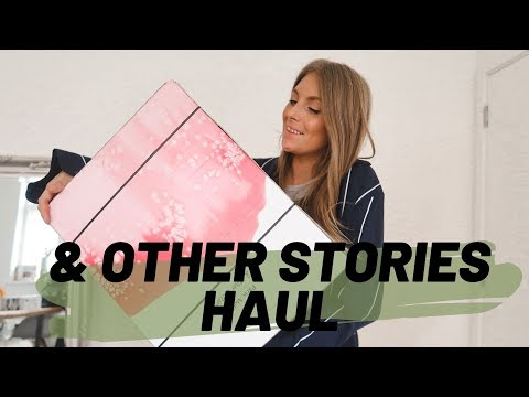 AUTUMN & OTHER STORIES HAUL // Autumn Try On Haul // Sinead Crowe