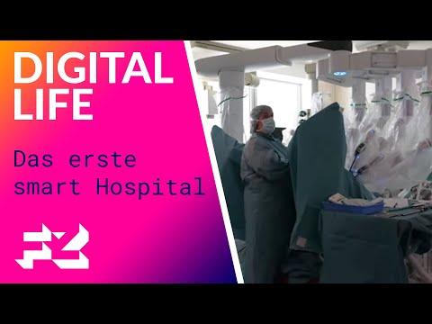 Das erste Smart Hospital Deutschlands