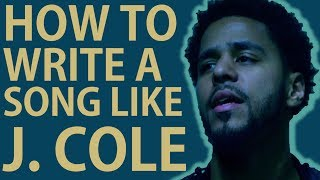 How To Rap Like J. Cole: His Songwriting Secrets Revealed