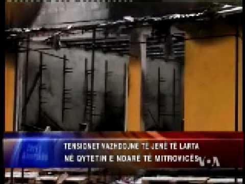 Dhune ne Mitrovice