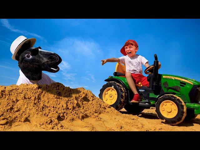 Лео и сборник новых детских историй про папу, трактор и динозавра