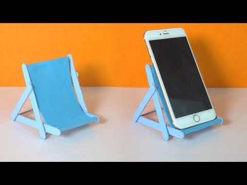 Diy Mobile Stand - 9 Awesome Way to Make Mobile Stands