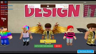 Roblox designing a doge worker!