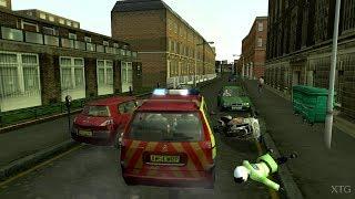 The Getaway: Black Monday PS2 Gameplay HD (PCSX2)