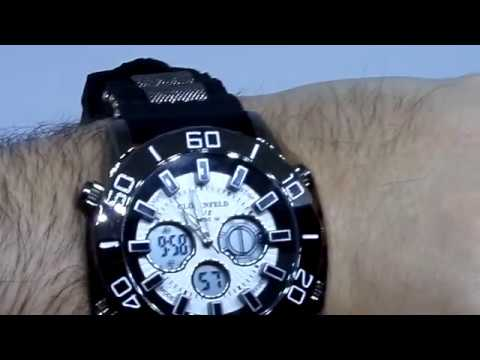 Globenfeld Limited Edition V12 Mens Sport Watch