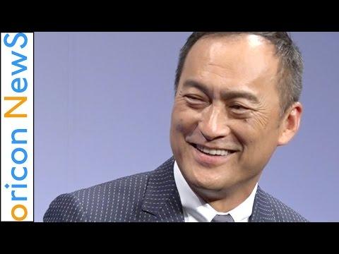 渡辺謙 海老蔵&麻央夫妻にエール 『第7回岩谷時子賞』授賞式