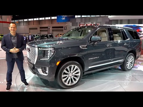 Is the ALL NEW 2021 GMC Yukon Denali the BEST full size luxury SUV to BUY?