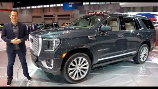Download Is the ALL NEW 2021 GMC Yukon Denali the BEST full size luxury SUV to BUY? Mp3 and Videos