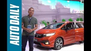 Trải nghiệm nhanh Honda Jazz 2017: Tân binh vừa ra mắt tại Việt Nam |Autodaily.vn|