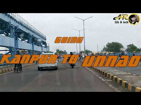 Ganga bairaj like Mumbai'chaupati in kanpur #tranc city project # kanpur to unnao full road trip