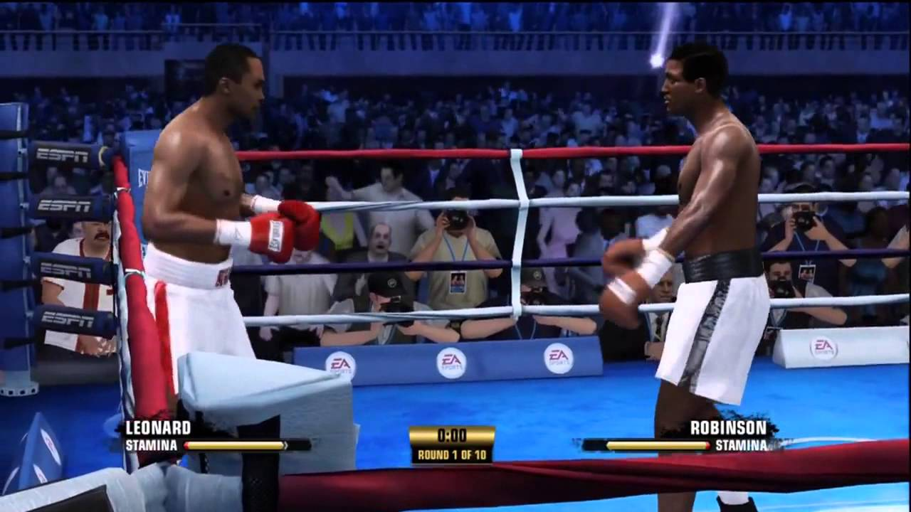 Boxing Games For Xbox One : Boxing boxe ps xbox one  youtube
