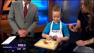 Riley from MasterChef Junior