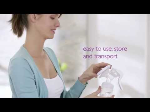 Avent Comfort Breast Pump - Full Demonstration Video | Baby
