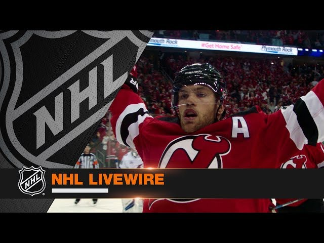 Devils, Lightning mic'd up for critical Gm3 matchup