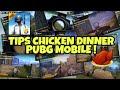 Tips Chicken Dinner Terbaik di PUBG MOBILE ! PUSH RANK & TOP GLOBAL