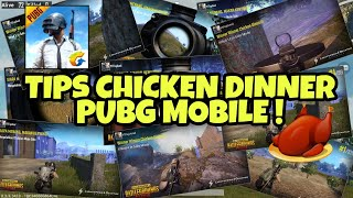 Tips Chicken Dinner Terbaik di PUBG MOBILE ! PUSH RANK & TOP GLOBAL