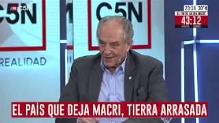 09-12-2019 - Carlos Heller en C5N - Recalculando, con Julián Guarino - #NuevoGobierno #Expectativas