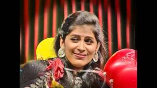 Naduvula Konjam Disturb Pannuvom-  21/02/2016 Super Singer Stars on the Show