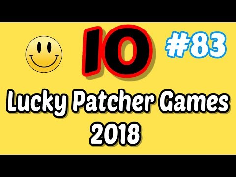 10 Lucky Patcher Android No Root Games List #83 2018 HD