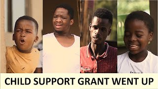 Luh And Uncle - Child Support Grant Went Up (MDM Sketch Comedy)