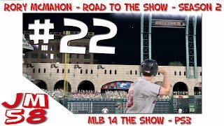 MLB 14: Road to the Show - Houston Homerun Parade - [Ep 22]