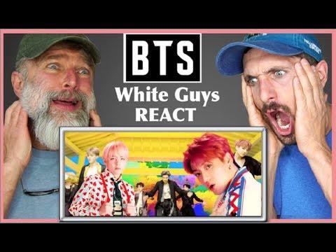 Montana Guys React to BTS (KPOP) - IDOL & Fake Love MV!