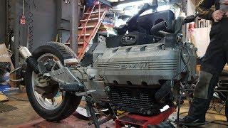 Что случилось с моим мотоциклом? Первый урок в Мотошколе!
