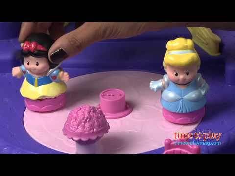Little People Disney Princess Songs Palace From Fisher-Price