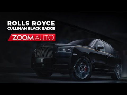 ZOOM AUTO | 18-11-2019 | Rolls-Royce Cullinan Black Badge