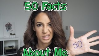 One of Danielle Peazer's most viewed videos: 50 Facts About Me
