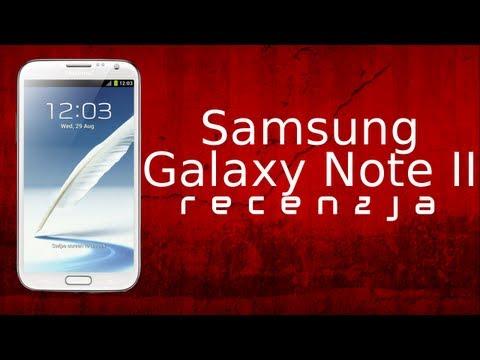 [Mobileo #42] Recenzja Samsung Galaxy Note 2 | TEST PL