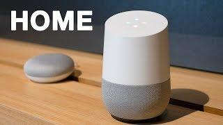 Así son los Google Home y Home Mini, ALTAVOCES INTELIGENTES