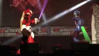 AFA2015 ARCC - Mega Man X Zero