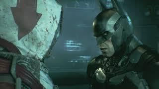 Batman Arkham Knight Heir to the Cowl Azrael Capture