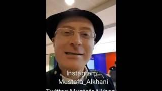 النمس يلتقي بتنكة بالصدفة في مطار دبي تحضير باب الحارة الجزء التاسع 2017