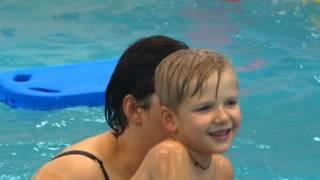 Семейное плавание СК Метеор Днепропетровск Украина 2015 sport