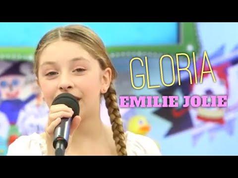KIDS UNITED| GLORIA CHANTE EMILIE JOLIE [LIVE]