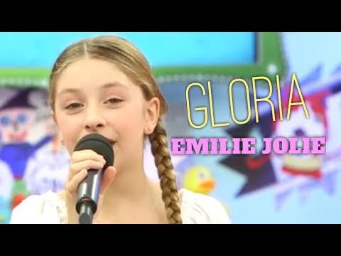 KIDS UNITED| GLORIA CHANTE EMILIE JOLIE [LIVE]
