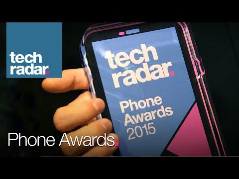 TechRadar Phone Awards 2015 - The Highlights