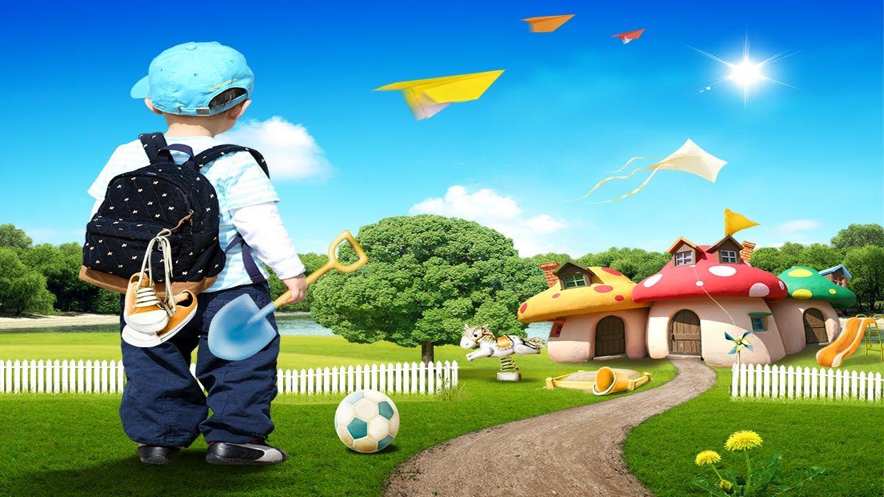 Мой садик. ОДИН ДЕНЬ из жизни детского сада