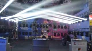 Chiness lighting exihibition stage lighting dj lighting