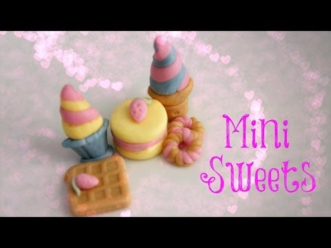 Miniature Sweets Making Kit ガブリチュウ | Whatcha Eating? #126